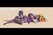 Overwatch - Funny Moments #1